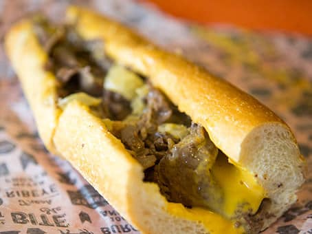 Cheesesteak Menu - - Sonny's Cheesesteaks - The Best Cheesesteak in Philly